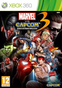 Marvel vs Capcom 3 Fate of Two Worlds (X360)