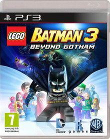 LEGO Batman 3 Beyond Gotham (PS3)