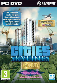 Cities Skylines Gold Edition (PC)