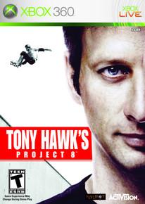 Tony Hawk's Project 8 (X360)
