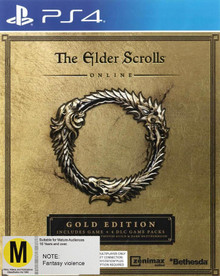 Elder Scrolls Online Gold Edition (PS4)