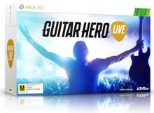 Guitar Hero Live with Guitar (X360)