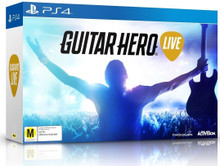 Guitar Hero Live with Guitar (PS4)