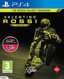 Valentino Rossi MotoGP 16 (PS4)