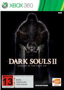 Dark Souls II Scholar Of The First Sin (X360)