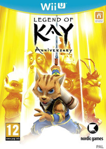 Legend of Kay Anniversary (WiiU)