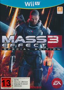 Mass Effect 3 Special Edition (WiiU)