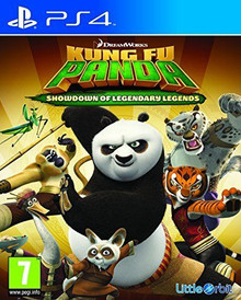 Kung Fu Panda Showdown of Legendary Legends (PS4)