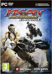 MX vs ATV Supercross Encore (PC)