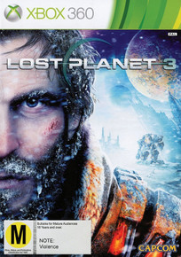 Lost Planet 3 (X360)