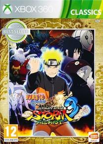 Naruto Shippuden: Ultimate Ninja Storm 3 Full Burst (X360)
