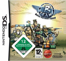 B Team Metal Cartoon Squad (NDS)