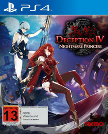 Deception IV The Nightmare Princess (PS4)