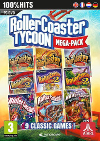 RollerCoaster Tycoon Mega-Pack (PC)