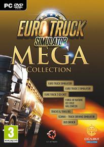 Euro Truck Simulator Mega Collection (PC)