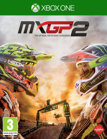 MXGP 2 The Official Motocross Videogame (Xbox One)
