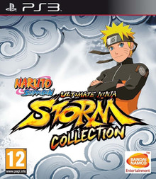Naruto Shippuden Ultimate Ninja Storm Collection (PS3)