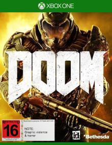 Doom - 2016 (Xbox One)