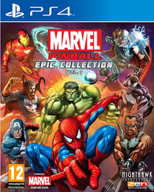 Marvel Pinball Epic Collection Vol 1 (PS4)