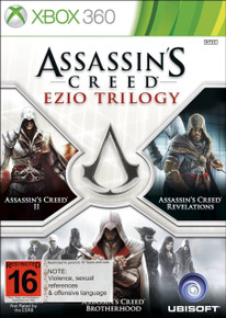 Assassin's Creed Ezio Trilogy (X360)