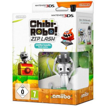 Chibi-Robo Zip Lash + amiibo bundle (3DS)
