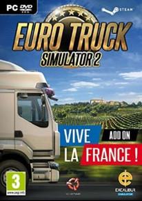 Euro Truck Simulator 2: Vive La France Add-on (PC)