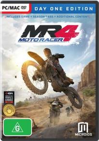 Motoracer MR4 (PC)
