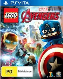 LEGO Marvel Avengers (PSVita)