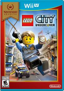LEGO City Undercover (WiiU)