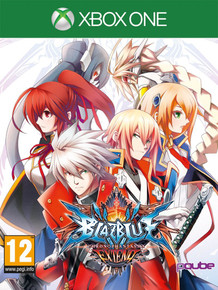 BlazBlue Chronophantasma Extend (Xbox One)