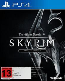 Elder Scrolls V Skyrim Special Edition (PS4)