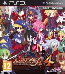 Disgaea 4 A Promise Unforgotten (PS3)
