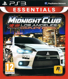 Midnight Club Los Angeles Complete Edition - Essentials (PS3)