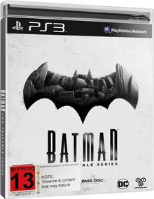Batman The Telltale Series (PS3)