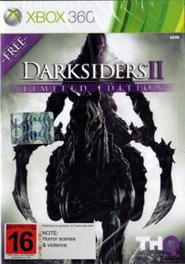 Darksiders II Limited Edition (X360)