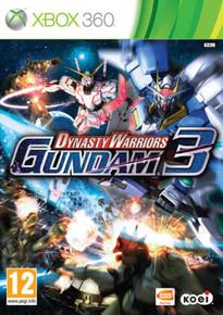 Dynasty Warriors Gundam 3 (X360)