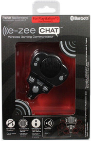 E-Zee Chat Wireless Gaming Communicator (PS3)