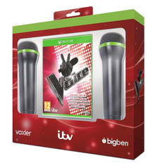 The Voice + 2 Microphone Pack (Xbox One)