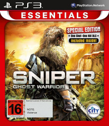 Sniper: Ghost Warrior Special Edition (PS3)