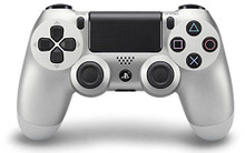 Sony DualShock 4 Wireless Controller Silver (PS4)