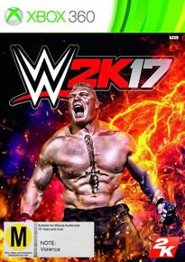 WWE 2K17 (X360)