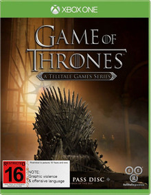 Game of Thrones A Telltale Games Series (Xbox One)