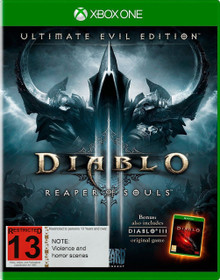 Diablo III Reaper of Souls Ultimate Evil Edition (Xbox One)