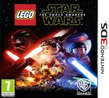 Lego Star Wars The Force Awakens (3DS)