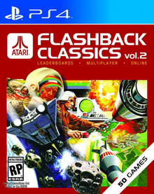 Atari Flashback Classics Vol 2 (PS4)