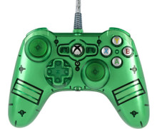 Liquid Metal Xbox One Wired Controller - Green