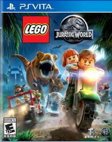 Lego Jurassic World (PSVita)