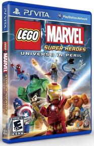 Lego Marvel Super Heroes Universe In Peril (PSVita)
