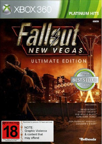 Fallout New Vegas Ultimate Edition (X360)