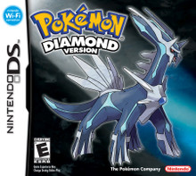 Pokemon Diamond Version (NDS)